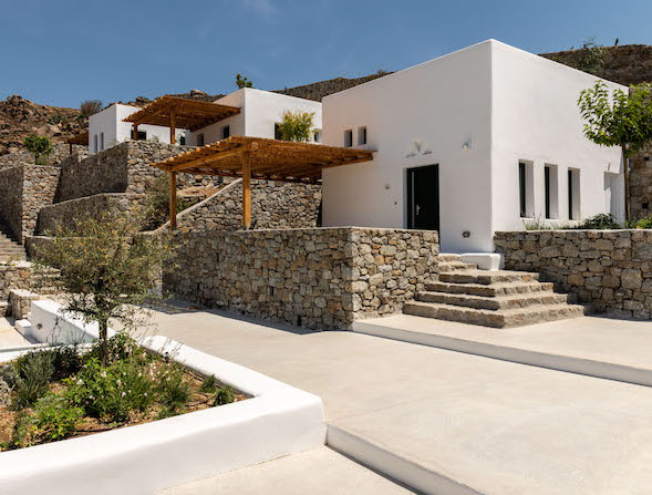 Mykonos Drops Rooms and Suites