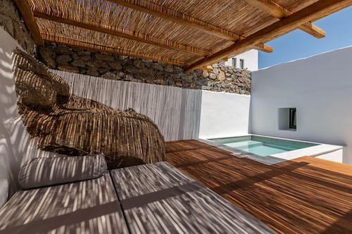 Junior Suite with Pool Mykonos